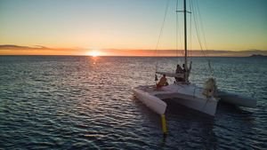 Used Corsair Sprint 750mki #406 Trimaran Sailboat For Sale