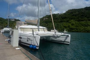 Used Fountaine Pajot Lipari 41 Catamaran Sailboat For Sale