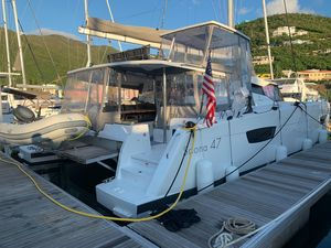 Used Fountaine Pajot Saona 47 Catamaran Sailboat For Sale