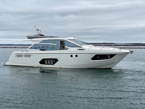 Used Absolute 56 Sty (sport Yacht) Motor Yacht For Sale