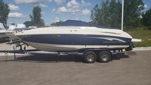 Used Chaparral 235 SSI Cruiser Boat For Sale