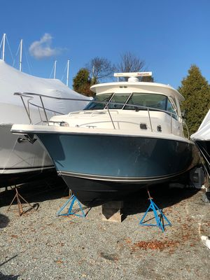 Used Pursuit OS 345 Offshore Cruiser Boat For Sale