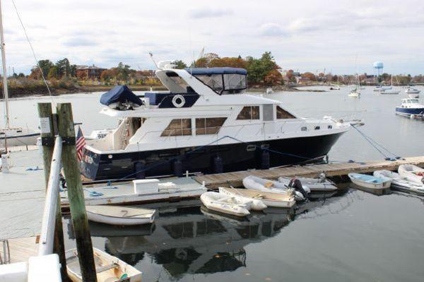 Used Ocean Alexander 548 Pilothouse Motor Yacht For Sale