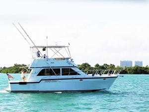Used Jefferson Sports Fishing Boat For Sale
