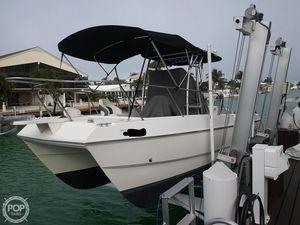 Used Sea Pro Sportcraft SCC 235 Power Catamaran Boat For Sale