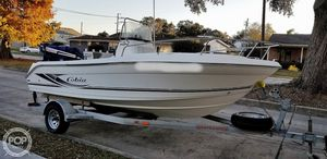 Used Cobia 194CC Center Console Fishing Boat For Sale
