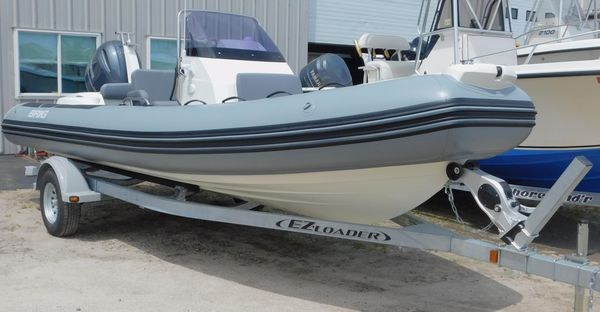 New Brig Inflatables Eagle Luxury 6H Tender Boat For Sale