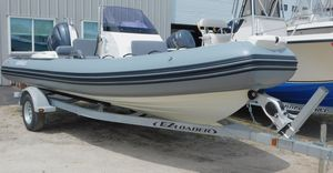 New Brig Eagle Luxury 6H Tender Boat For Sale