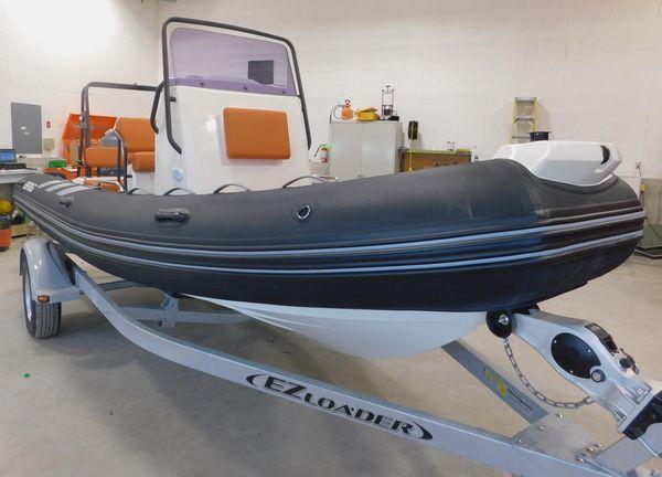 New Brig Inflatables Navigator Adventure 570H Tender Boat For Sale