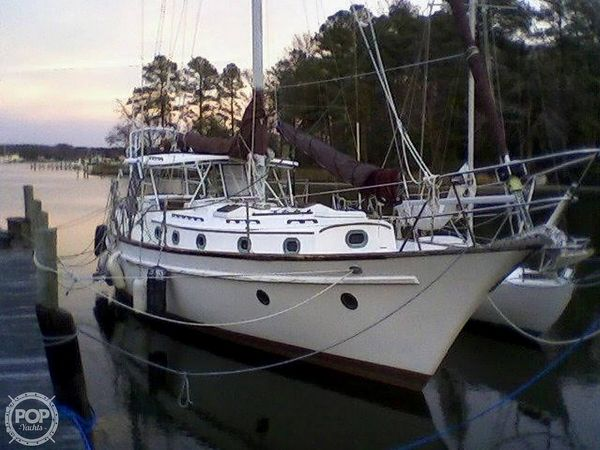Used Csy 44 Mid Cockpit Cutter Sailboat For Sale