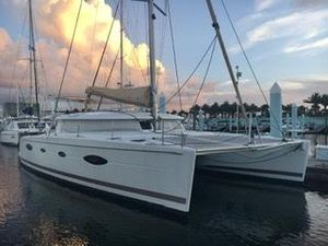 Used Fountaine Pajot Salina Catamaran Sailboat For Sale