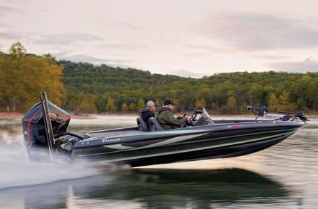 New Triton Boats 19 TRX PATRIOT Bass Boat For Sale