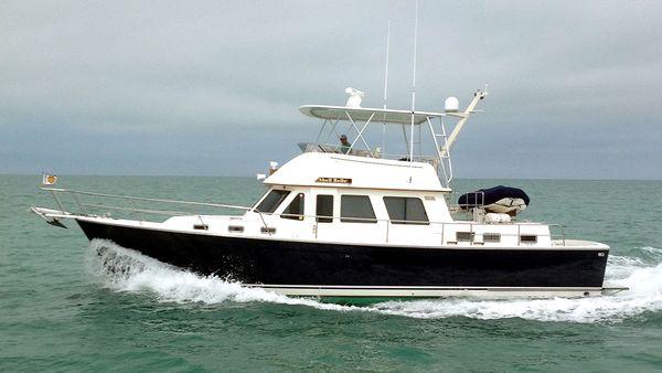 Used Sabre Sabreline 47 Aft Cabin Trawler Boat For Sale