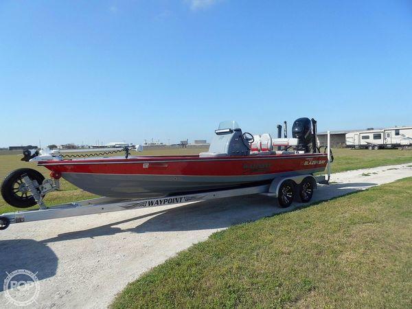 Used Blazer Bay 2420 GTS Bay Boat For Sale