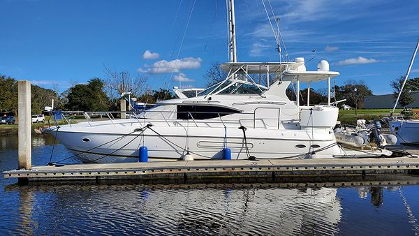Used Cruisers Yachts 4450 Express Motoryacht Express Cruiser Boat For Sale