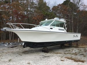 Used Baha Cruisers 299 Fisherman Cuddy Cabin Boat For Sale