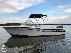 Used Grady-White 192 Tournament Bowrider Boat For Sale