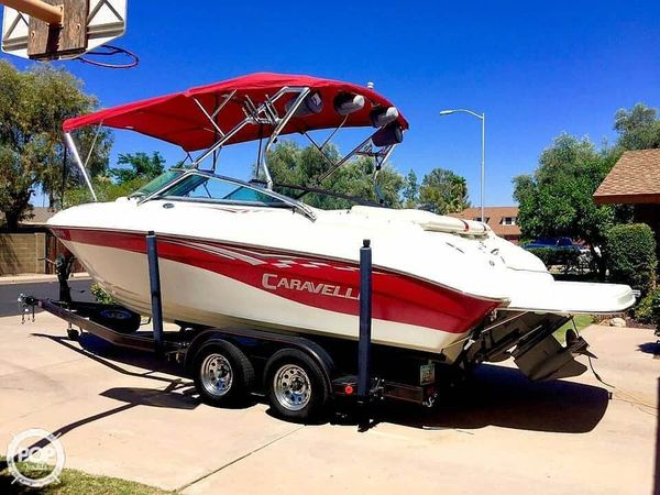 Used Caravelle 242 LS Bowrider Boat For Sale