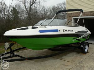 Used Caravelle 18 EBI Bowrider Boat For Sale