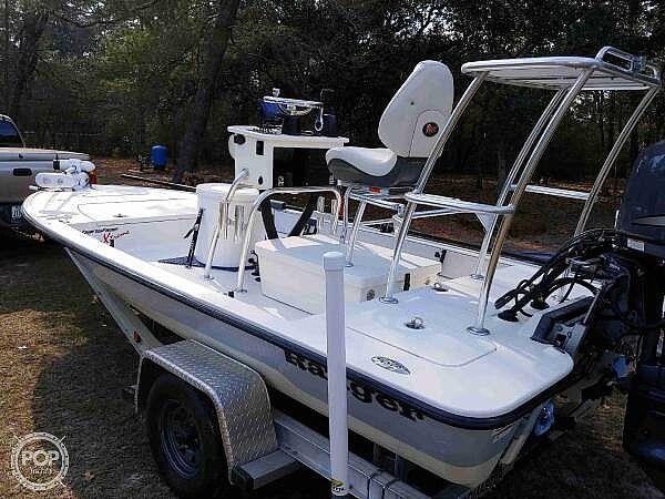 Used Ranger Boats Banshee Xtreme Flats Fishing Boat For Sale