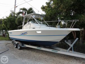 Used Pro-Line 231 Walkaround Fishing Boat For Sale