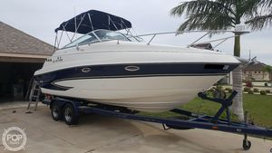 Used Glastron GS 259 Walkaround Fishing Boat For Sale