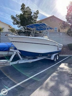 Used Sportcraft 232 Fishmaster Center Console Fishing Boat For Sale