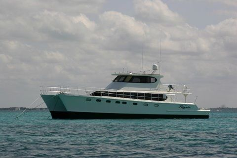 Used Custom Malcolm Tenant Power Cat Motor Yacht For Sale