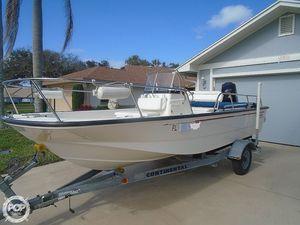 Used Boston Whaler 170 Montauk Skiff Fishing Boat For Sale