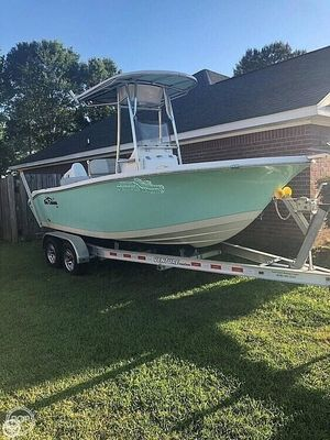 Used Sea Chaser 20 HFC Center Console Fishing Boat For Sale