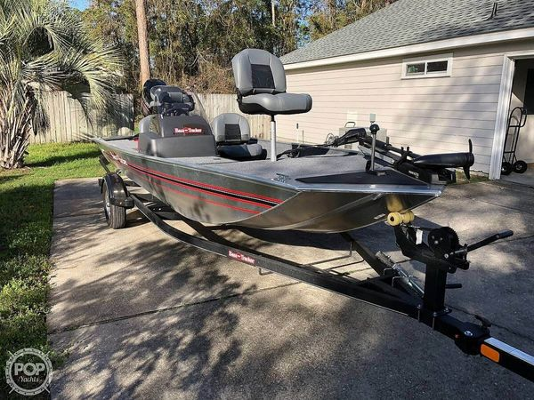 Used Tracker Classic 16 Bass Boat For Sale