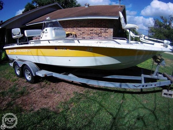 Used Bay Stealth 2180 Bay Boat For Sale