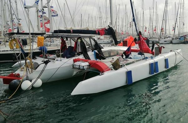 Used Farrier F-39 Trimaran Sailboat For Sale