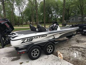 Used Nitro Z-19 Pro Bass Boat For Sale