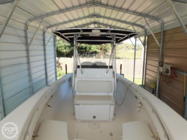 Used Seacraft 25 Center Console Fishing Boat For Sale