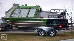 Used Bwc Ultra Mag Aluminum Fishing Boat For Sale