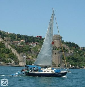 Used Ontario 32 Racer and Cruiser Sailboat For Sale