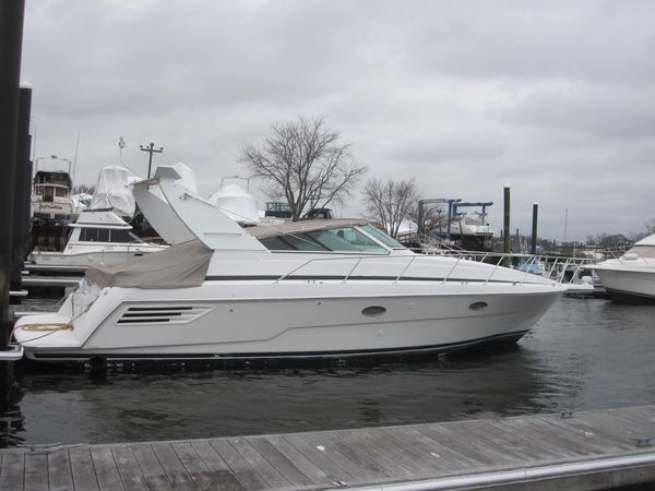 Used Trojan 40 Express Cruiser Express Cruiser Boat For Sale