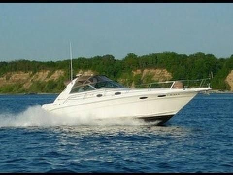 Used Sea Ray 330 SD Express Cruiser Boat For Sale