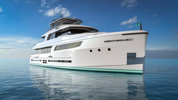New Outer Reef Trident 3200 Mega Yacht For Sale