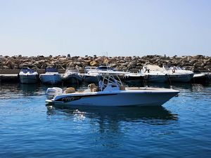 Used Pronautica 880 Open Sport Center Console Fishing Boat For Sale