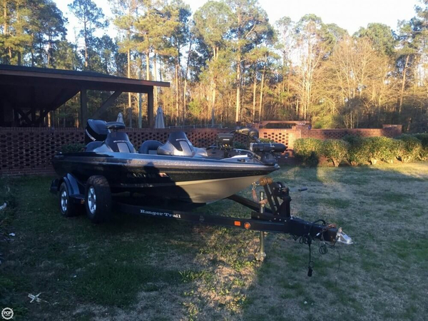 Used Ranger Boats 188 VS Bass Boat For Sale