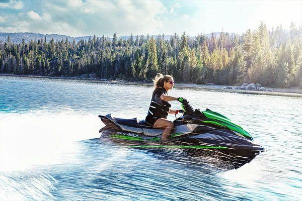 New Kawasaki Stx160lx High Performance Boat For Sale