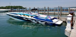 Used Sonic 45SS High Performance Boat For Sale