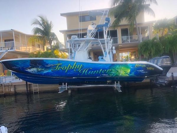 Used Yellowfin 36 CC Offshore Center Console Fishing Boat For Sale