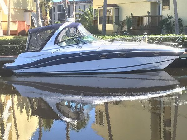 Used Four Winns 34 Vista Express Cruiser Boat For Sale
