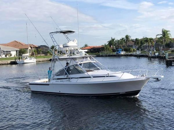 Used Blackfin 33 Combi Sportfish Sports Fishing Boat For Sale