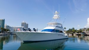 Used Donzi 73 Convertible Motor Yacht For Sale