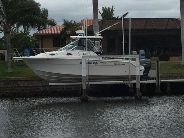 Used Wellcraft 29 Costal Express Cruiser Boat For Sale