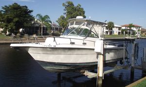 Used Pursuit 2870 Center Console Fishing Boat For Sale